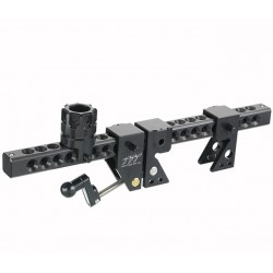 I-Beam Clamp 2'' Hitch Mount