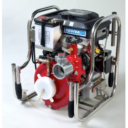 Pumpe bærbar GP8/5/32 Powerflow
