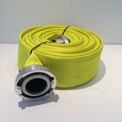 B-slange 15 meter Neon